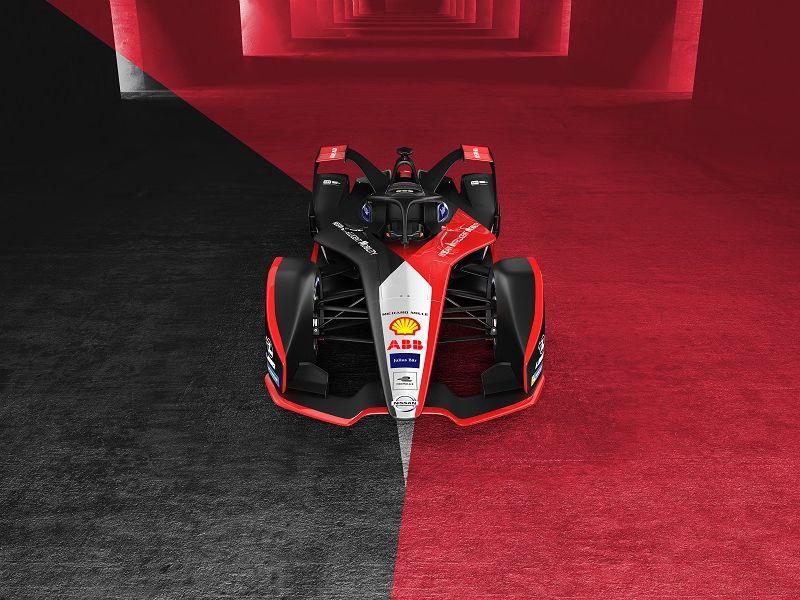 Nissan เผยโฉมรถแข่ง Formula E รุ่นใหม่ใช้ลวดลายจากกิโมโน