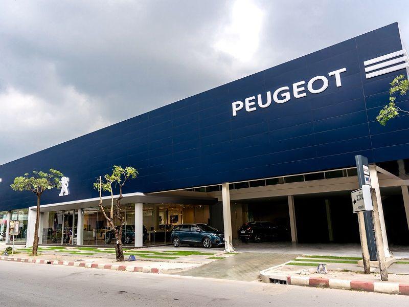 เปอโยต์ ประเทศไทย เปิดโชว์รูมแห่งแรกตั้งเป้าส่ง 6 รุ่นใหม่ใน 5 ปี-ยินดีดูแลลูกค้าเก่า