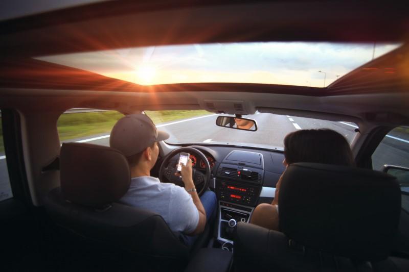 พฤติกรรมการขับรถ