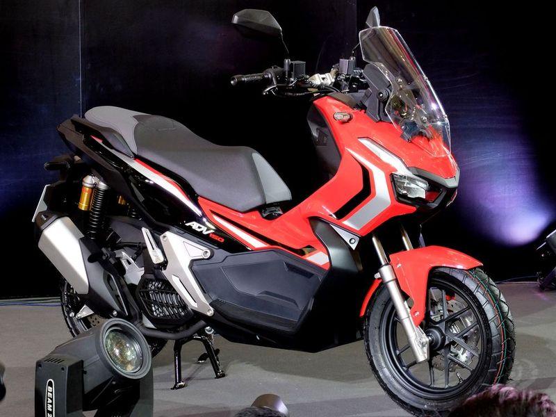 New Honda ADV150 มาพร้อม ABS เปิดราคาสะท้านใจ 97,900 บาท