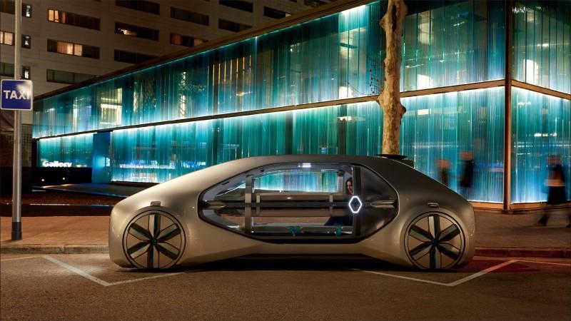 Renault จับมือ Waymo พัฒนาระบบขับขี่อัตโนมัติสำหรับสนามบิน