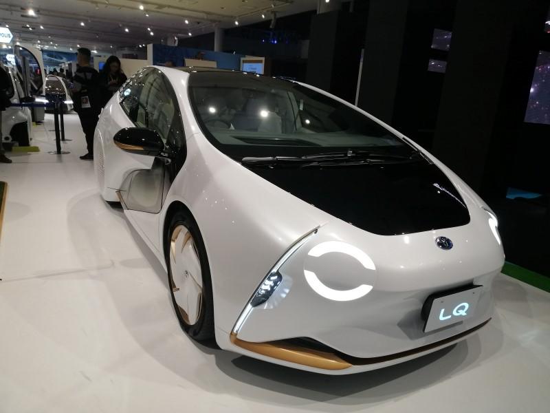 โตโยต้า พาชมเทคโนโลยีแห่งอนาคต ในโตเกียวมอเตอร์โชว์2019