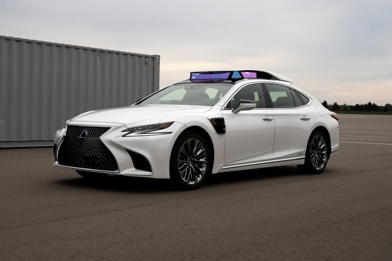 Toyota เตรียมสาธิตรถขับขี่อัตโนมัติ Level 4 บนถนนสาธารณะ