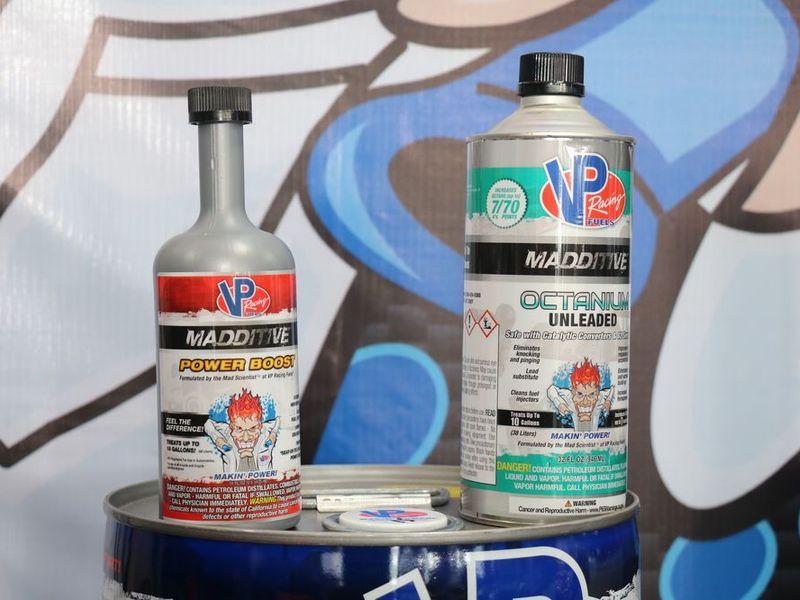 วีพี เรซซิ่ง เปิดตัวผลิตภัณฑ์เต็มรูปแบบ รองรับการเติบโตของมอเตอร์สปอร์ตไทย