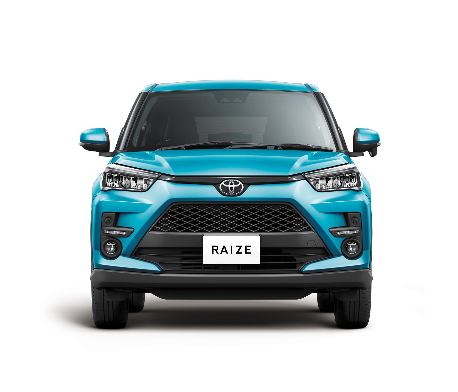 Toyota Raize ร่างจำแลง Daihatsu Rocky ลุยตลาดรถเล็ก