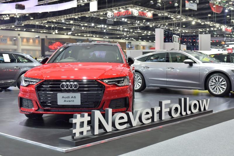 เปิดไฮไลท์เด่น บูธ Audi ในงาน Motor Expo 2019