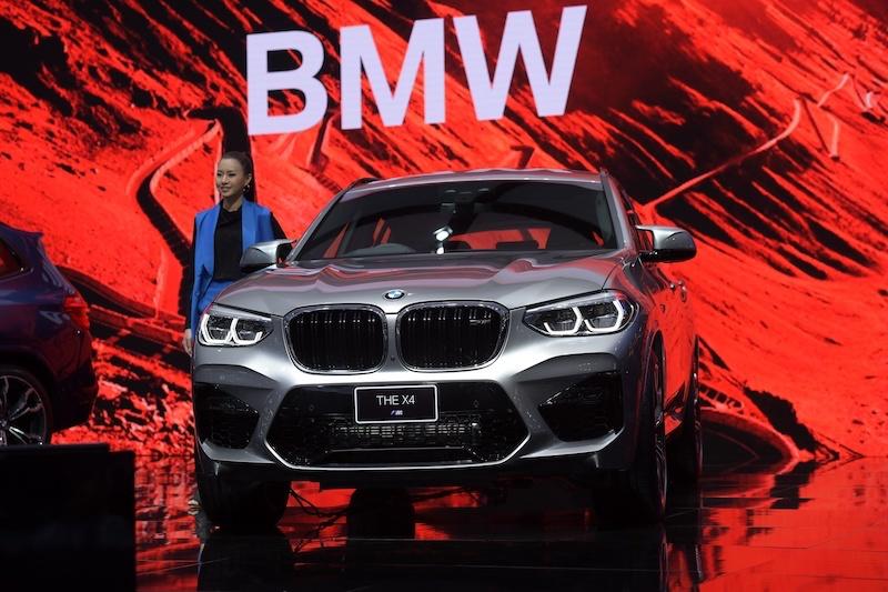 BMW X3 M ใหม่