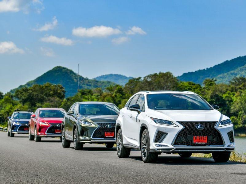 Test Drive Lexus RX300 F Sport  ขับสนุก นุ่นนวล นั่งสบาย คุ้มมั้ยกับราคา 5.35 ล้าน