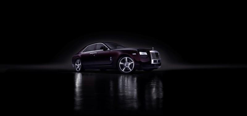 Rolls-Royce เตรียมยุติการผลิต Ghost