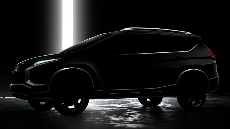 Mitsubishi เตรียมเผยโฉม Xpander เวอร์ชันตัวลุย