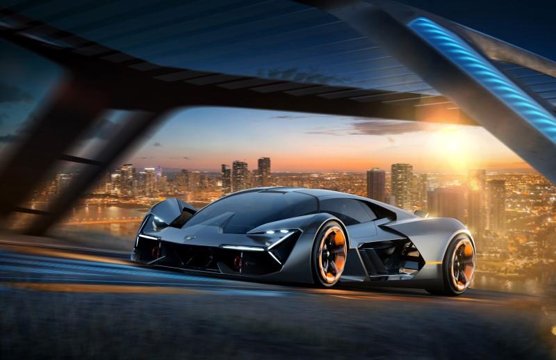 Lamborghini ร่วมกับ MIT จดสิทธิบัตรเทคโนโลยีใหม่สำหรับซูเปอร์คาปาซิเตอร์