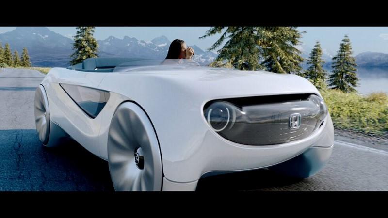 Honda เตรียมโชว์แนวคิดควบคุมรถขับขี่อัตโนมัติใน CES 2020