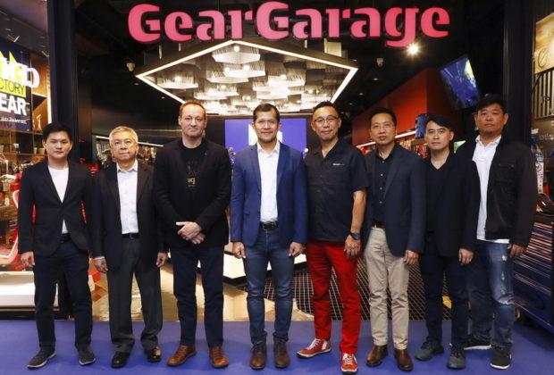 Factory Gear Thailand เปิดตัว Gear Garage Flagship Store