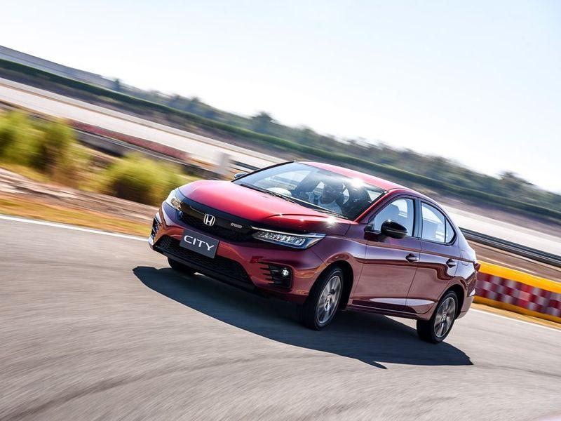 First Impression : All-New Honda City เปลี่ยนสู่ความสมบูรณ์แบบในทุกด้าน
