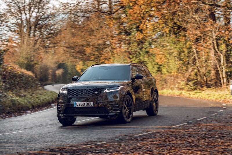Range Rover Velar R-Dynamic Black Edition มาดเข้มในสไตล์ผู้ดี