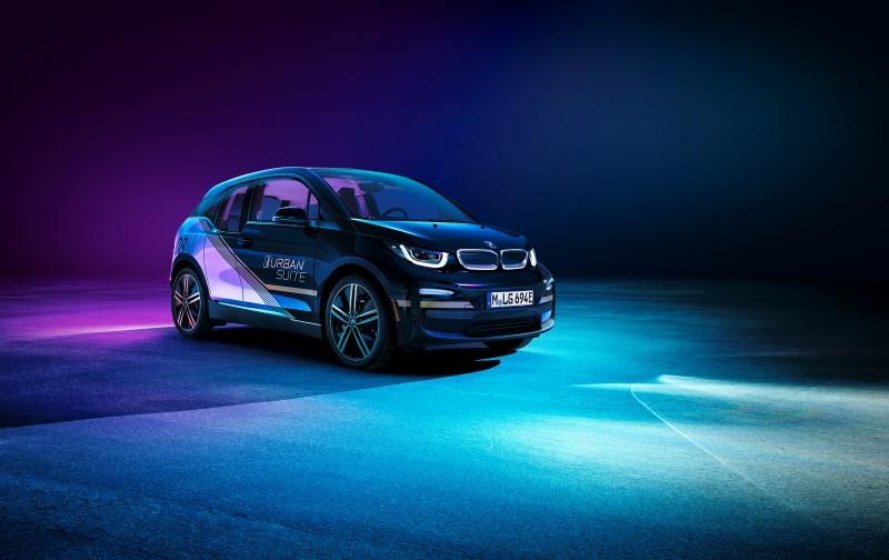 BMW i3 Urban Suite เปลี่ยนรถไฟฟ้าขนาดเล็กให้เป็นพื้นที่หรู