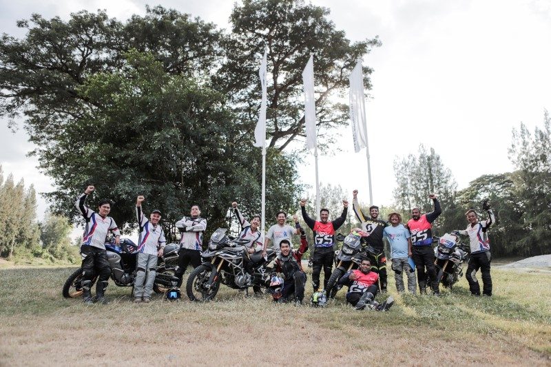 International GS Trophy 2020