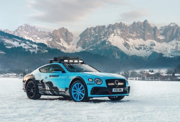 Ice Race Continental GT