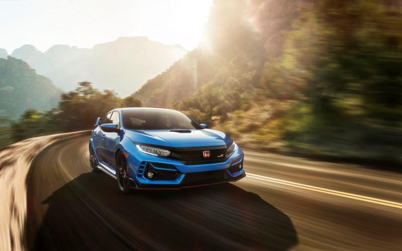 Honda ปรับความสดให้ Civic Type R