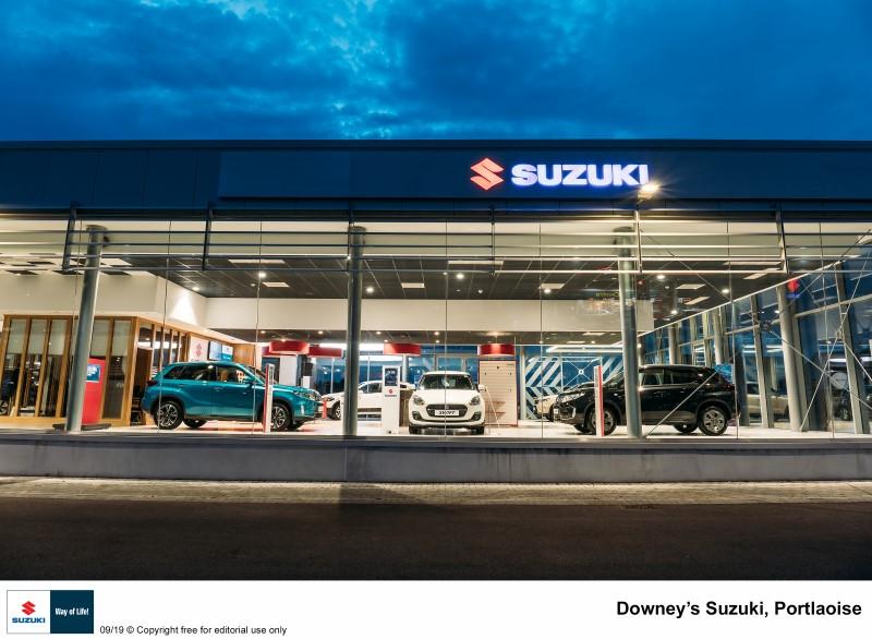 Suzuki เตรียมถอด Jimny ออกจากการทำตลาดสหภาพยุโรป