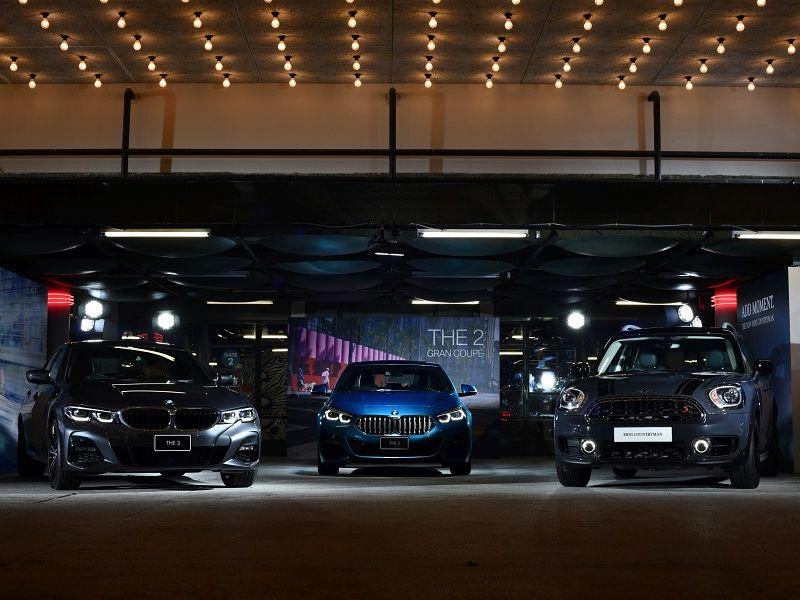 BMW ประเดิมปี 2020 เปิดตัว 218i Gran Coupe M Sport, ซีรีส์ 3 รุ่นประกอบในประเทศ