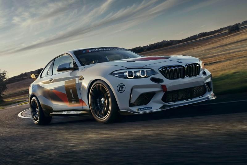 BMW เปิดตัว M2 CS Racing สำหรับลูกค้าที่สนใจตัวแข่งขนาดเล็ก