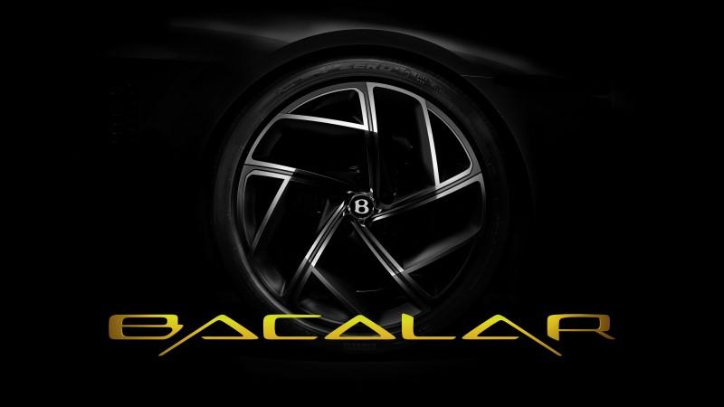 Bentley เตรียมเปิดตัวรถผลิตตามสั่ง Bacalar