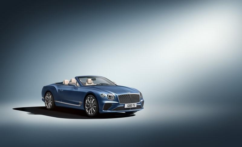 Bentley Continental GT Mulliner Convertible ถ้ายังหรูไม่พอก็ยังเพิ่มได้อีก