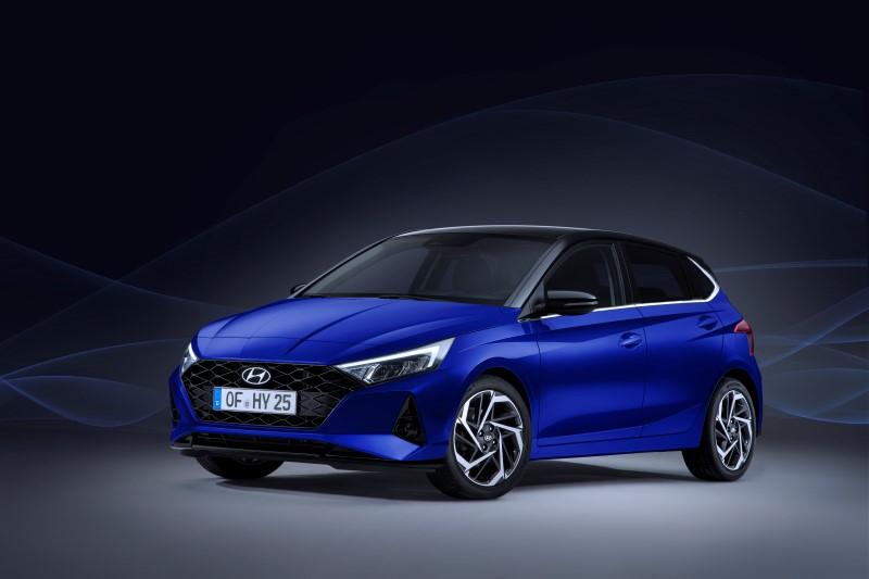 Hyundai i20 รุ่นใหม่เตรียมลุยตลาดแฮทช์แบ็กขนาดเล็ก