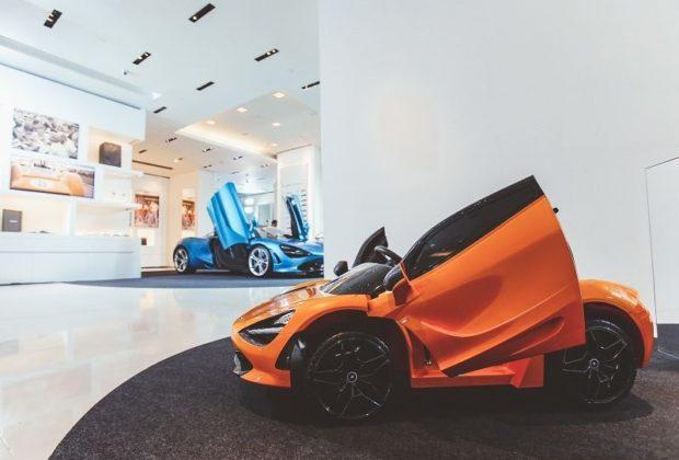 McLaren Bangkok