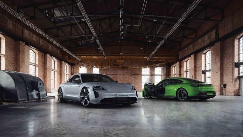 Porsche Taycan พร้อมถูกเพิ่มความพิเศษโดย Special Manufaktur