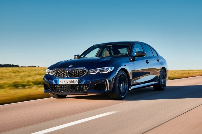 BMW M340d xDrive Sedan/Touring สองรุ่นแรงด้วยเครื่องยนต์ดีเซลทวินเทอร์โบ