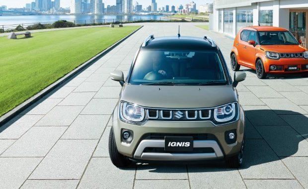 Suzuki Ignis Hybrid MF