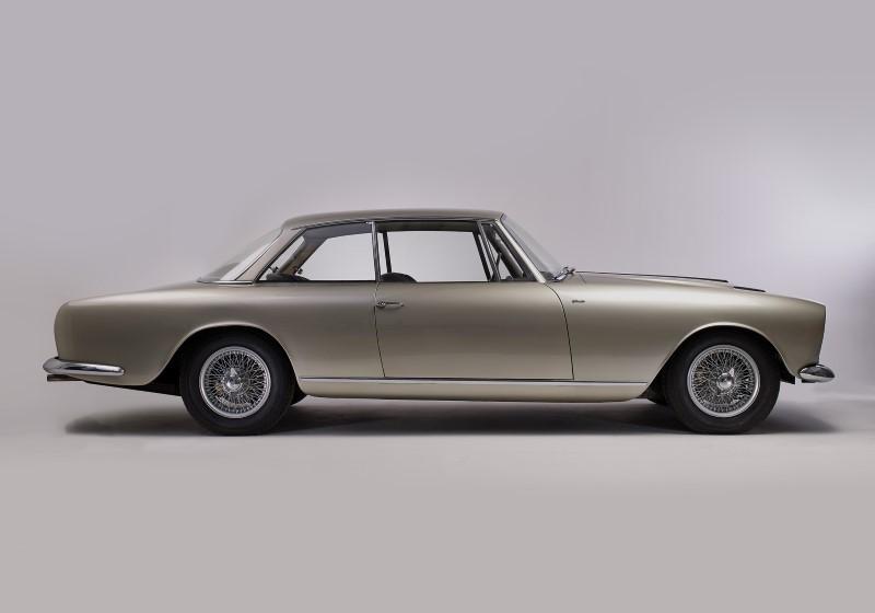 Alvis Graber Coupe